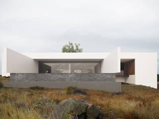 Taylor House Casas minimalistas de CIC ARQUITECTOS Minimalista