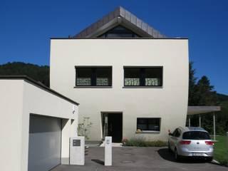 Detached home by archipur Architekten aus Wien