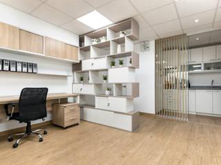 Oficinas Corporatívas - Corpac, San Isidro de Baum Studio Moderno