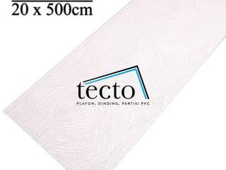 TECTO Plafon PVC - Import Oleh Tecto Plafon Asia
