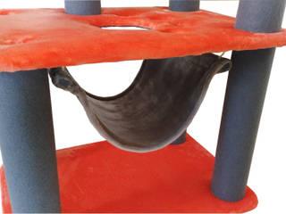 Gimnasio para gatos, referencia Paraná :  de estilo  por ModuCat Estructuras modulares para gatos