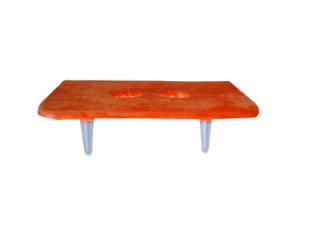 Repisa mediana, color naranja:  de estilo  por ModuCat Estructuras modulares para gatos