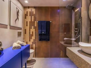 M2T1 Industrial style bathroom