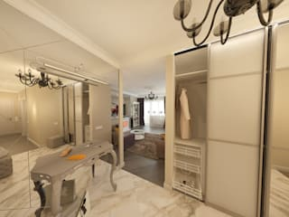 Ingresso, Corridoio & Scale in stile eclettico di In/De/Art Eclettico