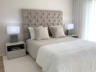 Quarto de Casal por Espaços Meus Interior Design Moderno