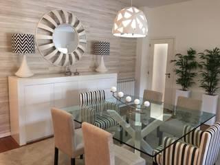 Sala de Jantar por Espaços Meus Interior Design Moderno
