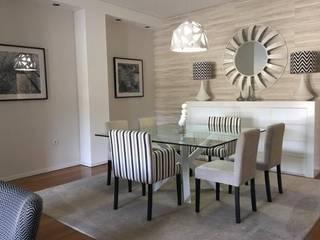Sala de Jantar:   por Espaços Meus Interior Design