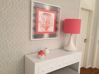 Entradas e Corredores por Espaços Meus Interior Design Moderno