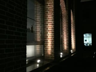 CERTUS Lighting Country house Bricks Brown