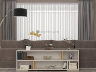 Decordesign Interiores SalasAccesorios y decoración Derivados de madera Beige