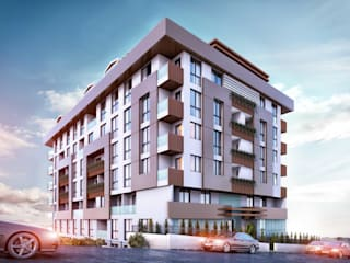 ANTE MİMARLIK  – Statü Bozköy Suites:  tarz Evler