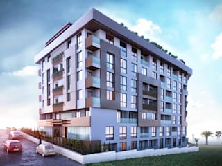 ANTE MİMARLIK  – Statü Bozköy Suites:  tarz Apartman