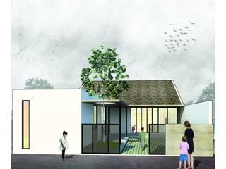 Kindergarten School:   by AKARA Studio