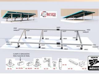 industrial  by BESER MEX SA DE CV / ANCLO, Industrial