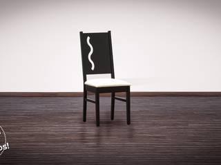 Comedor Spark :  de estilo  por Muebles Dico, Moderno