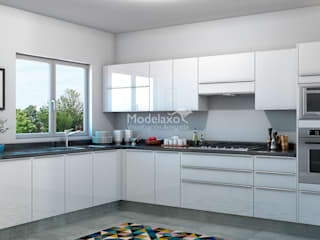 Cocina Agave de Modelaxo Moderno