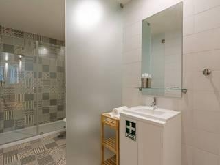 Apartamento Mouzinho da Silveira por Openlife - Decoração de Interiores Moderno