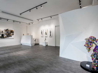 叡觀國際空間規劃[ESTYLE藝廊] 叡觀國際空間規劃 展覽中心 White