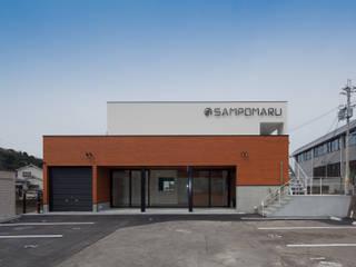 SANPOクラブハウス: 株式会社田渕建築設計事務所が手掛けた一戸建て住宅です。,