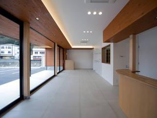 SANPOクラブハウス: 株式会社田渕建築設計事務所が手掛けたです。,