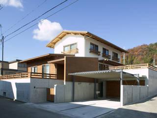 D-HOUSE: 株式会社田渕建築設計事務所が手掛けた一戸建て住宅です。,