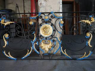 Bağdat Karash Company Ferforje Korkuluklar Ramez Ferforje Sanat Atölyesi Klasik