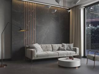 Living room by Ceramika Paradyz,