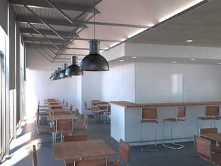 Divers Arquitectura, especialistas en Passivhaus en Sabadell Modern bars & clubs