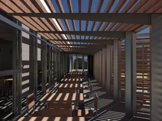 Divers Arquitectura, especialistas en Passivhaus en Sabadell بار/ ملهى ليلي