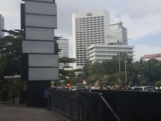 ALUMINUM SUSPENDED GATE Rongo Indonesia