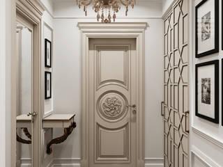 Corridor, hallway by Дизайн интерьера Киев|tishchenko.com.ua,