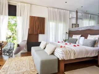 Phòng ngủ nhỏ theo Lux4home™, Địa Trung Hải
