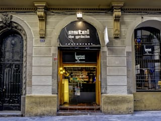 Estel de Gràcia. Febrero 2019. Gastronomía de estilo rústico de Marcos Clavero (fotografía y vídeo) Rústico