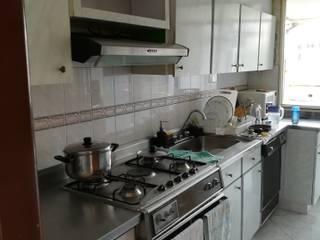 Remodelacion Cocina la calleja (Bogota) de L2 Diseño