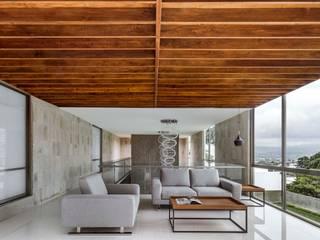 Living room by Apaloosa Estudio de Arquitectura y Diseño, Modern