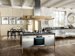 Eclectic style kitchen by Dialma Brown México Eclectic