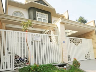 PP Residence Oleh Dimas Pramudita Architect Klasik