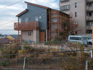 家山真建築研究室 Makoto Ieyama Architect Office Eclectic style houses