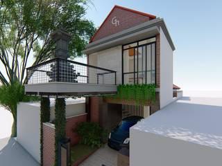 G-Houses Ruang Komersial Modern Oleh Aper design Modern
