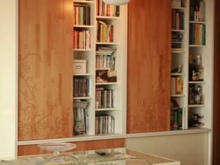 KL İÇMİMARLIK A.Ş. – Park Vadi Evleri:  tarz Yemek Odası