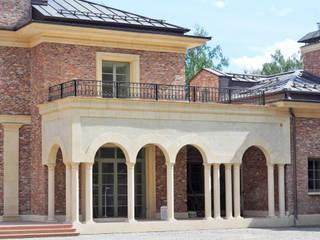 Balkon oleh АртКонкрит, Klasik