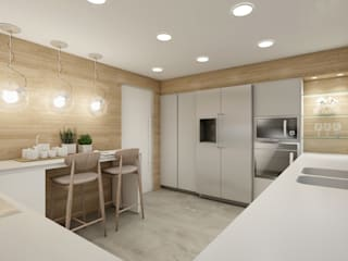 Kitchen units by Glim - Design de Interiores