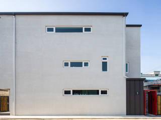 Nhà nhỏ theo inark [인아크 건축 설계 디자인],