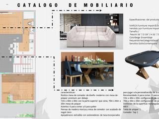 Blue array interiorismo proyecto 1:  de estilo  por BluearrayModel