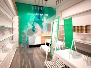 Blue Array tienda departamental:  de estilo  por BluearrayModel