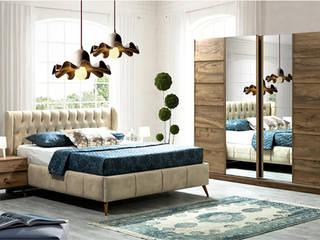 Tibasin Mobilya – Armony Yatak Odası:  tarz