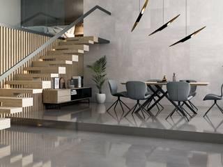 Modern living room by Ceramika Paradyz Modern