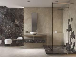 クラシックスタイルの お風呂・バスルーム の Ceramika Paradyz クラシック