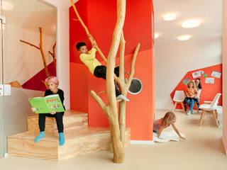 Kinderzahnarztpraxis - Hamburg Moderne Praxen von baukind Architekten Modern