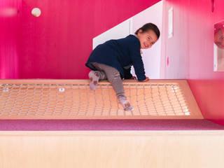 Kita Schlaue Füchse - Berlin Moderne Schulen von baukind Architekten Modern
